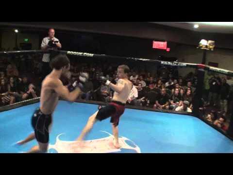 Amateur Bantamweight Fight. Stephone Taylor vs Ronnie Hohstadt. Konocti Vista Casino