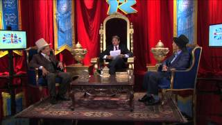 Derbez en Londres 2012 Sammy y Miguel Luis hablan de la cultura Inglesa en el Humor BritáNaco