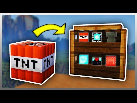 ✔️ Working SHELF! Display ANY Block! (Tutorial Included)
