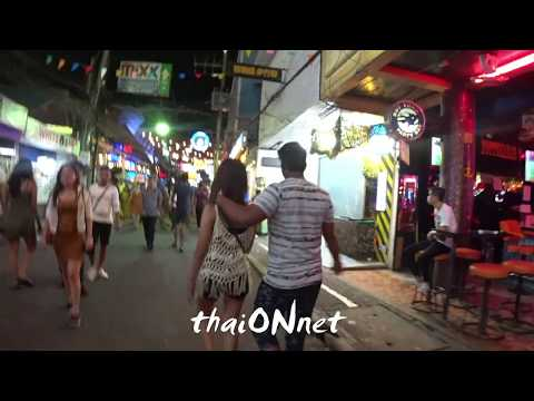 Pattaya Nightlife – Indian tourists in Walking Street – #57
