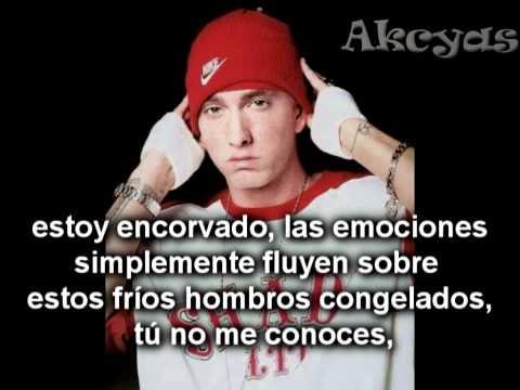 Eminem - No apologies subtitulada al español