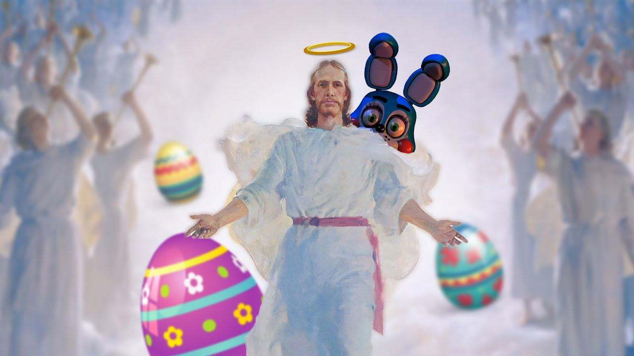 Jesus take the wheel Gmod Easter Egg Hunt YouTubeJesus Easter Egg