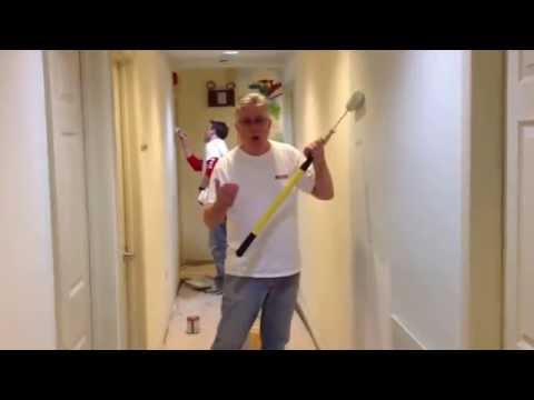Charity Painting Project at NOVA Delaware Valley PDCA Chapter