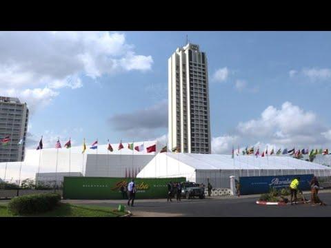 Ouverture du 5ème sommet UA-UE à Abidjan