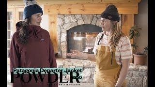 Patagonia Departer Jacket - Best Ski Outerwear - 2019 POWDER Apparel Guide