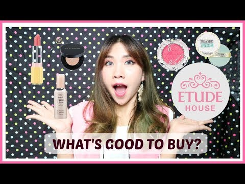 TOP 5 ETUDE HOUSE PRODUCTS YOU MUST HAVE
