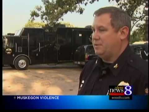 Muskegon County law enforcement fight gang violence