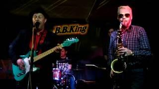 Смотреть Сергей Пахомов & Blues band   в B.B.King  11 мая 2018 онлайн