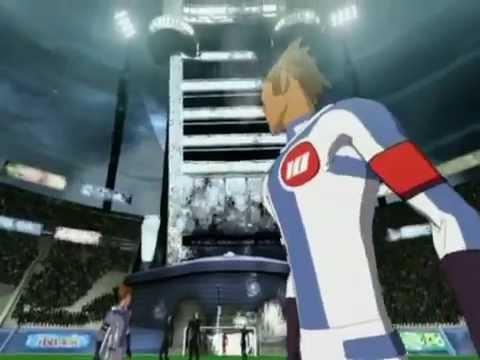 Galactik Football Season1 episode 1  The Comeback