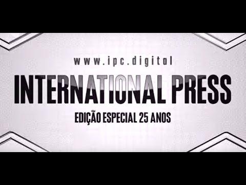 Especial 25 anos Jornal International Press