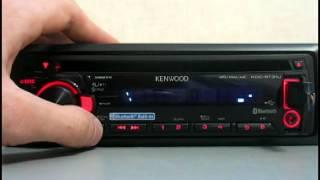Відеоогляд автомагнітоли Kenwood KDC-BT31U