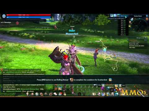 Tera Gameplay First Look HD – MMOs.com