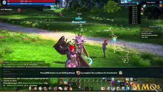 Tera Gameplay First Look HD - MMOs.com