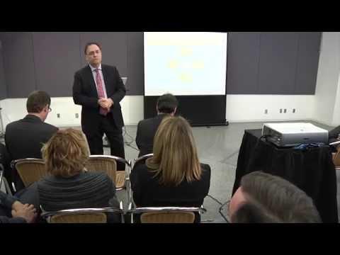 Richard Martin : conférence au HEC Montréal, 14 novembre 2014