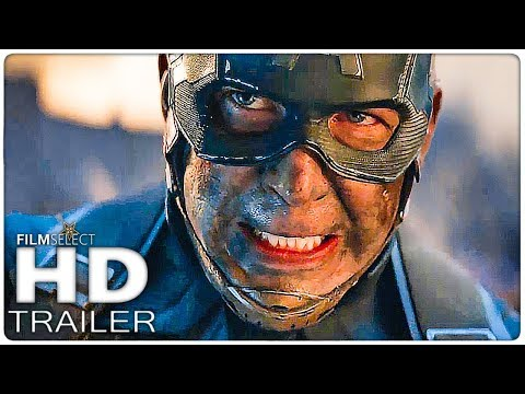 AVENGERS 4 ENDGAME: Trailer 2 (english) 2019