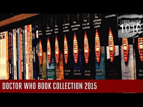 Doctor Who Book Collection 2015