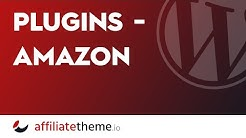 S02E09.2 Plugins - Amazon 🔥 affiliatetheme.io