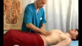 Медовый массаж видео урок
