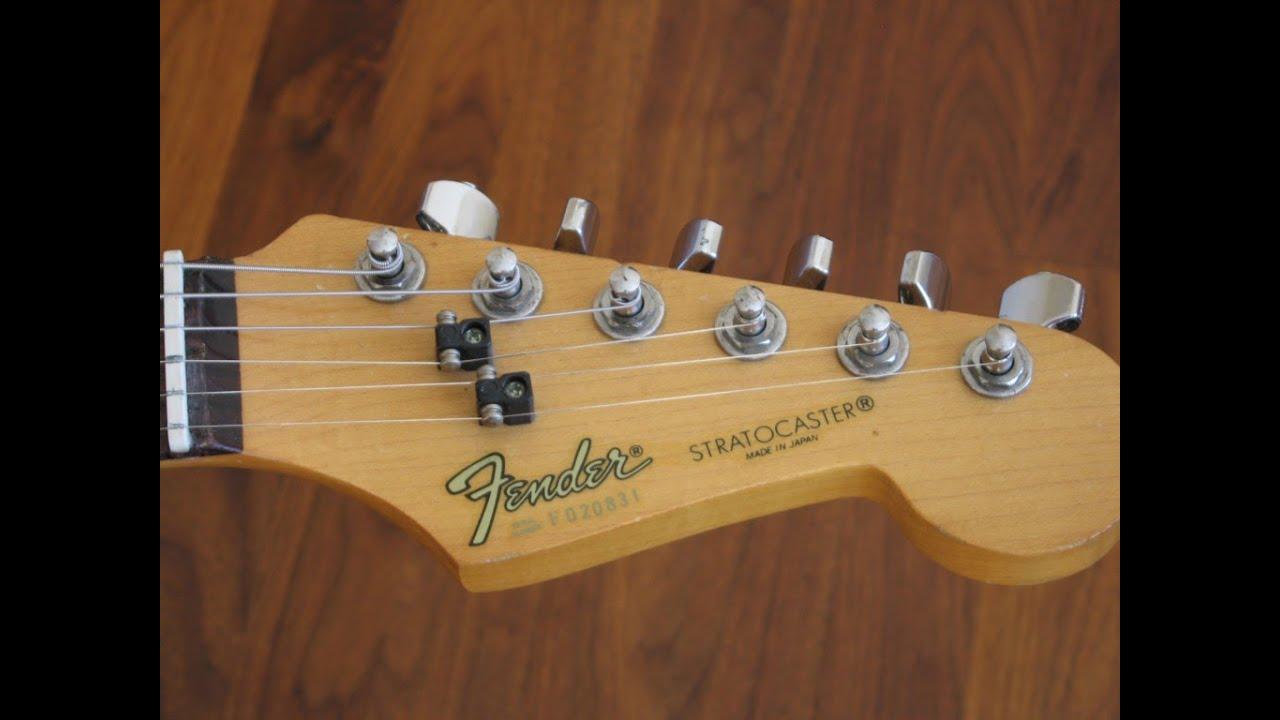 Fender Stratocaster Made In China : fender stratocaster standart made in china guitar solo by dinight youtube ~ Hamham.info Haus und Dekorationen