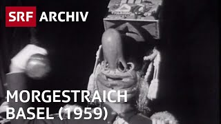 Video Morgenstraich Basler Fasnacht (1959) download MP3, 3GP, MP4, WEBM, AVI, FLV Oktober 2018