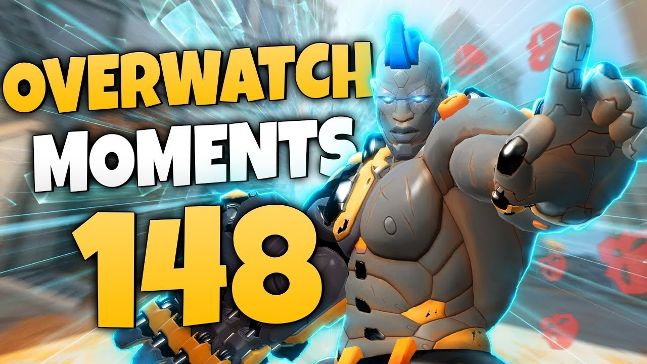 Overwatch Moments #148 Videosu