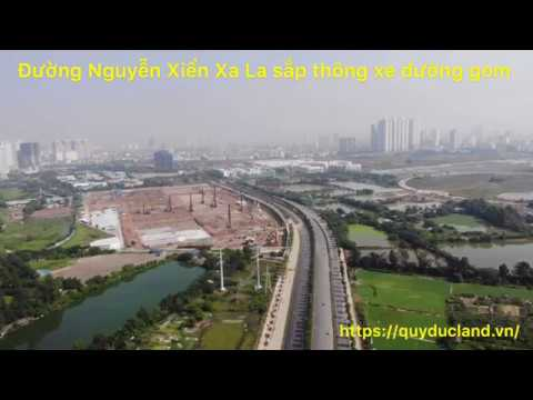 Đường Nguyễn Xiển Xa La đã thông xe kỹ thuật