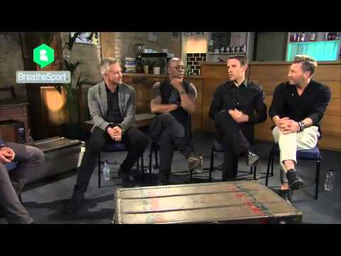 Messi or Ronaldo? - Lineker, Neville, Wright & Savage have their say
