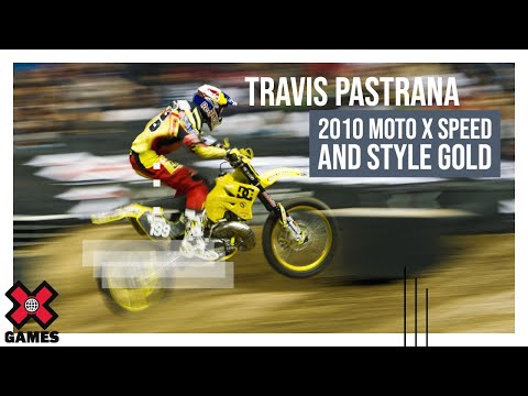 Generate Travis Pastrana wins Moto X Speed and Style Pictures