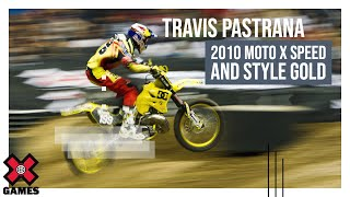 Travis Pastrana wins Moto X Speed and Style