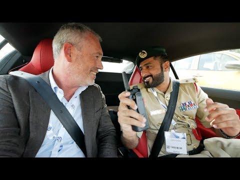 New Airbus TETRA Radio Tech For Superfast Dubai Tourist Police