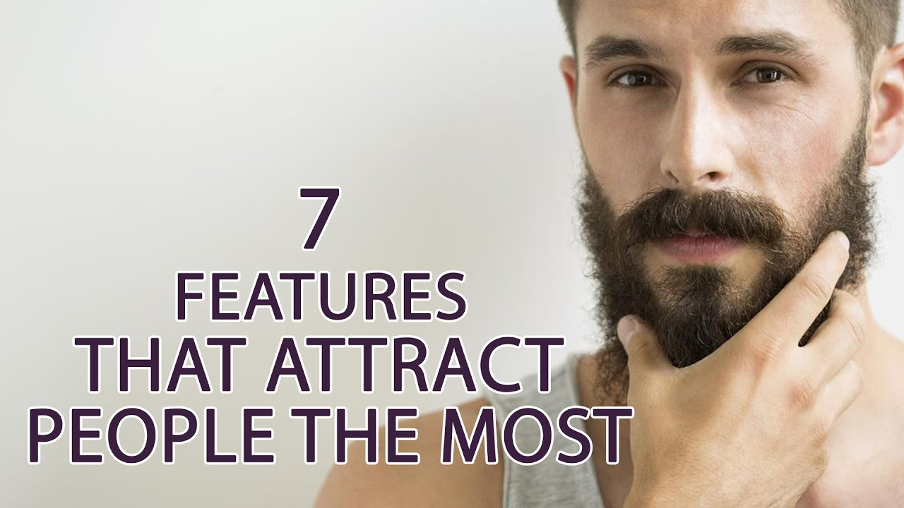 What physically attracts a man to a woman