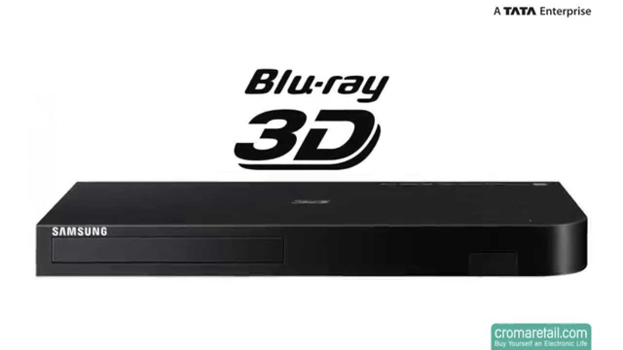 Samsung BD-D5500 Blu-ray Disc Player 64 BIT
