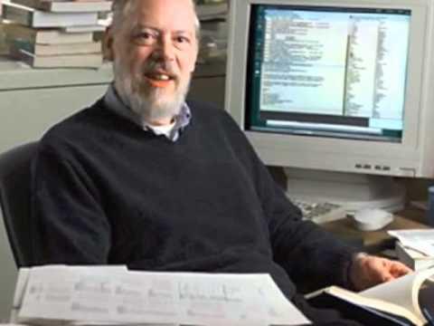 Dennis Ritchie - Write in C