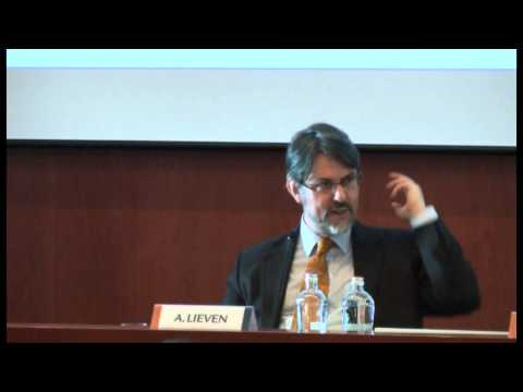"FEEM Lecture by Anatol Lieven, King's College London: ""The Ukraine Debacle"""