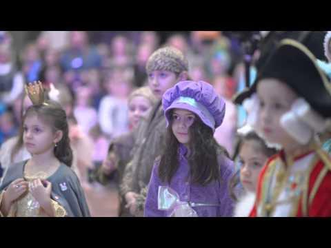 Новорічний карнавал в НСК