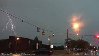 Wayne Lakes, OH Tornado - 6/18/2021