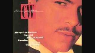 CHRISTOPHER WILLIAMS   Promises Promises Album Version