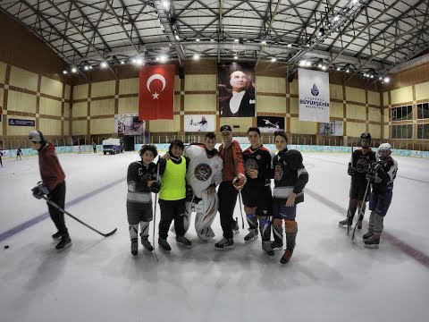 Glimpz 14 - Is there hockey in Istanbul? We head there to find out! Hockey in Istanbul, Turkey