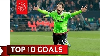 TOP 10 GOALS - Amin Younes