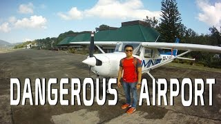 Dangerous Airport of the Philippines - Loakan, Baguio City