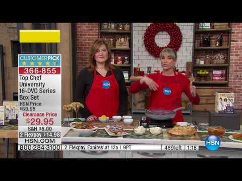 HSN   Kitchen Clearance up to 50% Off 12.23.2016 - 08 AM
