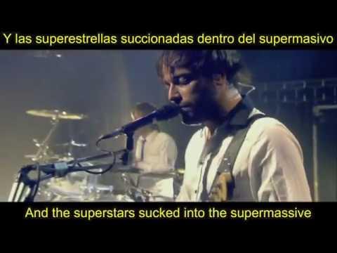 Muse   Supermassive Black Hole  Lyric  Ingles  Español