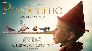 Pinocchio Official Trailer | Only in Theaters This Christmas