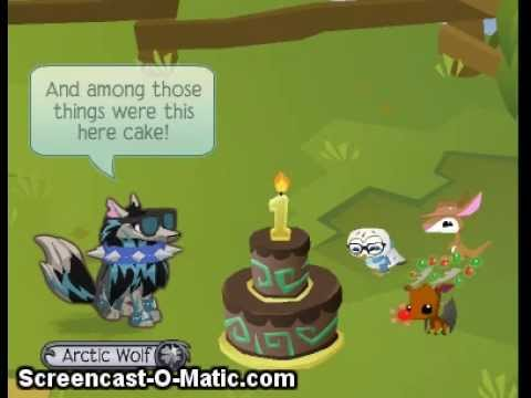 Animal Jam 1st Birthday Cake Giveaway CLOSED YouTube