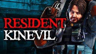Let's Play Resident Evil Revelations Part 5 - Resident Kinevil