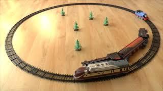 325 cm of Train Railway Familial Toy.