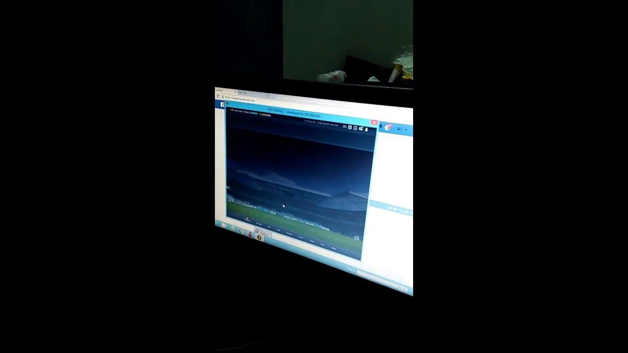 Cận cảnh cách ép cầu thủ lên cộng 7 Fifa online 3 New Engine