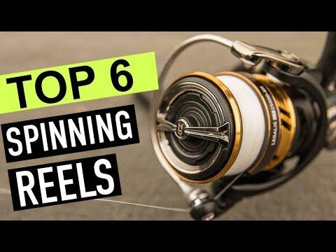 BEST 6: Spinning Reels
