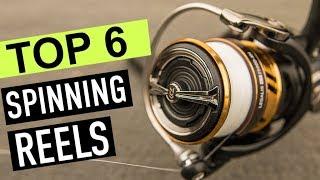 BEST 6: Spinning Reels 2018