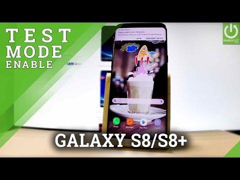 Codes SAMSUNG G950F Galaxy S8 - HardReset info